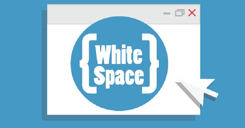 whitespaces