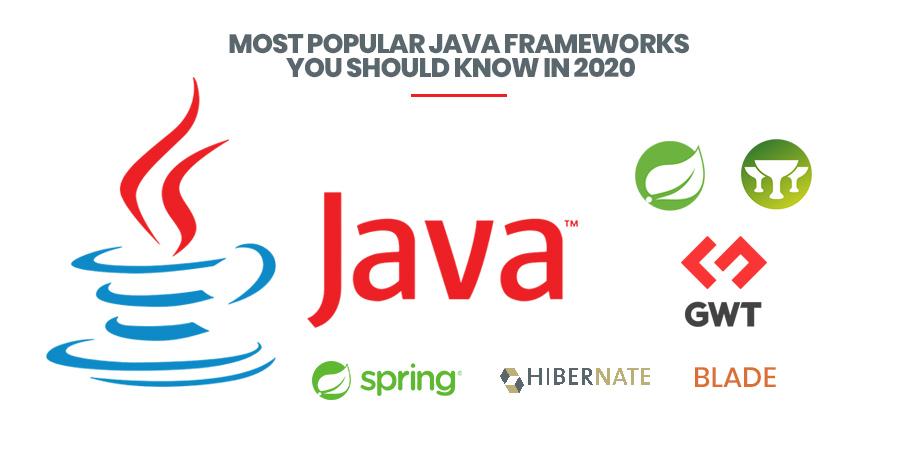 Java-frameworks