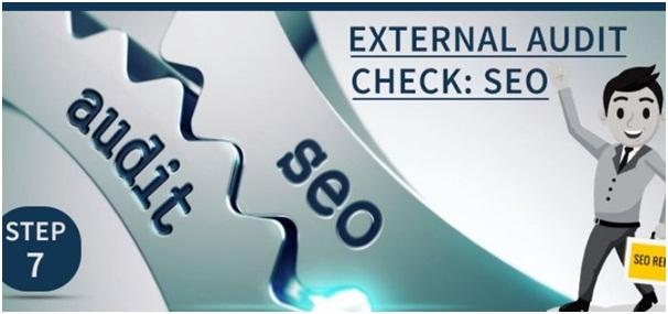 External audit check